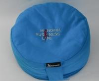 MBL Meditationskissen hellblau